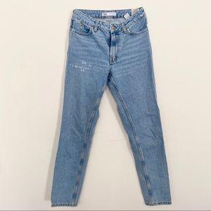 Zara Boyfriend Jeans Low-rise W24
